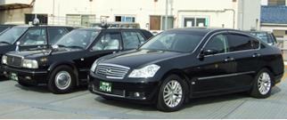タクシー・ハイヤー・観光・各種送迎!